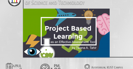 Applying PBL (Project-based Learning) as an Effective Assessment Tool