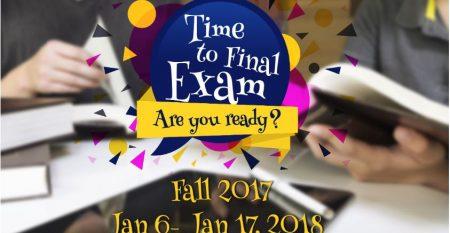 Fall2017 Final Exams