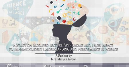 Mrs. Mariam Yacoub Seminar