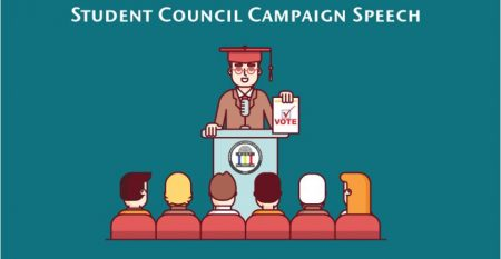 Student Council Campaign Speech
