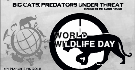 World Wildlife Day 2018