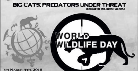 World Wildlife Day 2018
