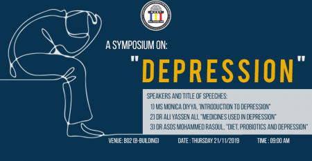 a symposium on Depression