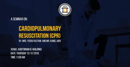 Seminar-Cardiopulmonary