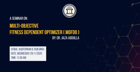 MDFO-Seminar