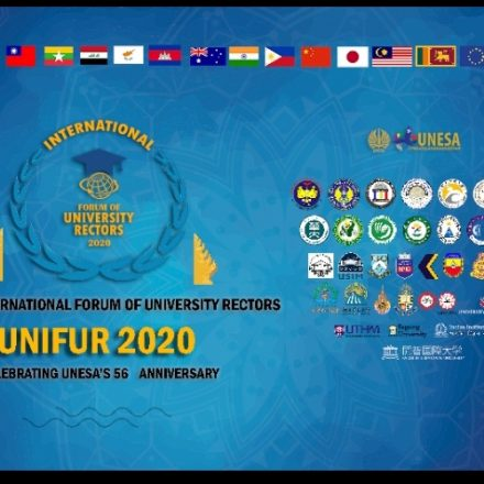 Vice President Participation in NIFUR 2020