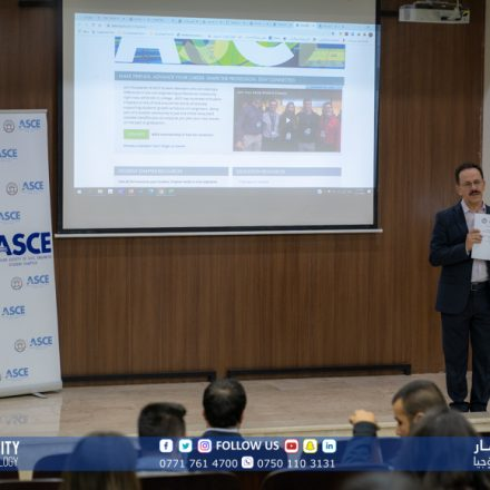 ASCE Student Chapter