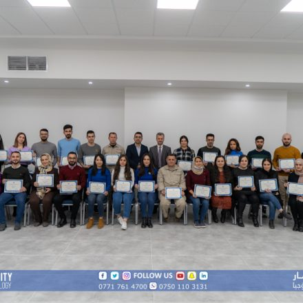 "KUST conducts a Training under the title of ""Personality Types"""
